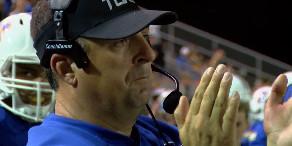 Sulphur coach Jeff Wainwright steps down after six seasons with the Tors