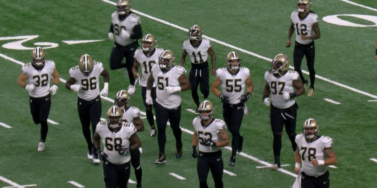 Report: Saints decide against evacuating to Indianapolis ahead of Hurricane Delta