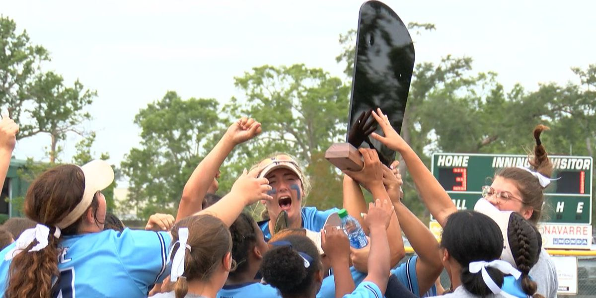 Home runs, pitching carry Barbe to Class 5A state title over Airline