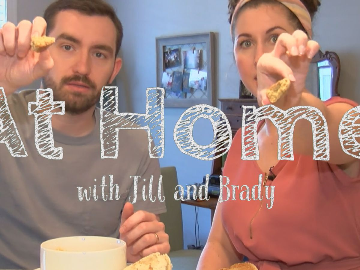 At Home with Jill and Brady: Give (chick)peas a chance