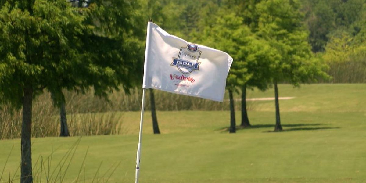 Barbe, St. Louis has strong showing on day one of LHSAA golf state championships