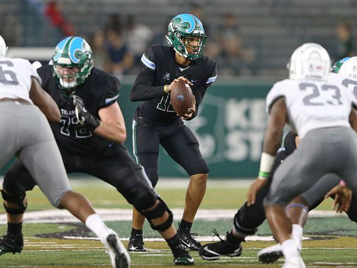 Tulane looking to 'run the state' when they face the Ragin' Cajuns in the Cure Bowl