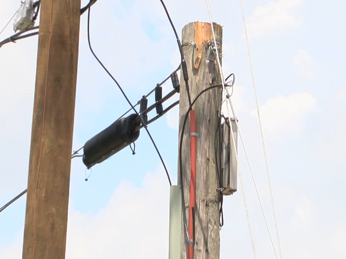 Power outages along Nelson Road leave Entergy customers concerned