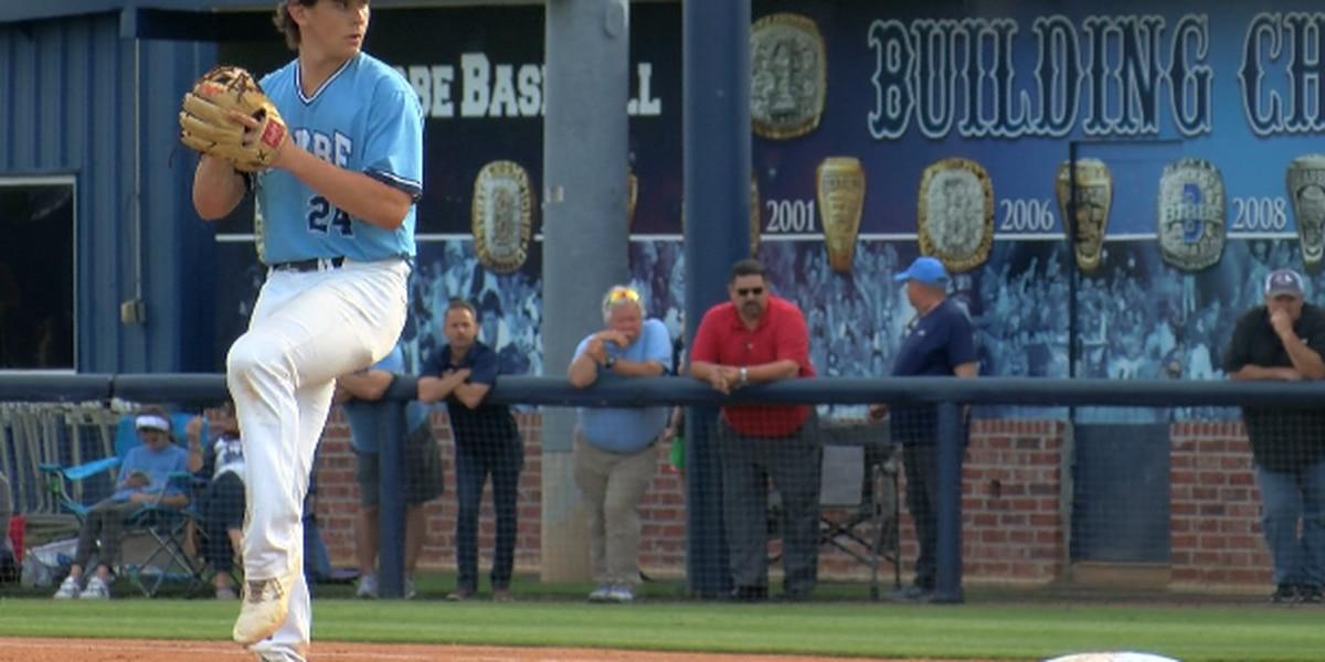 #SWLAPreps baseball playoffs: first round recap