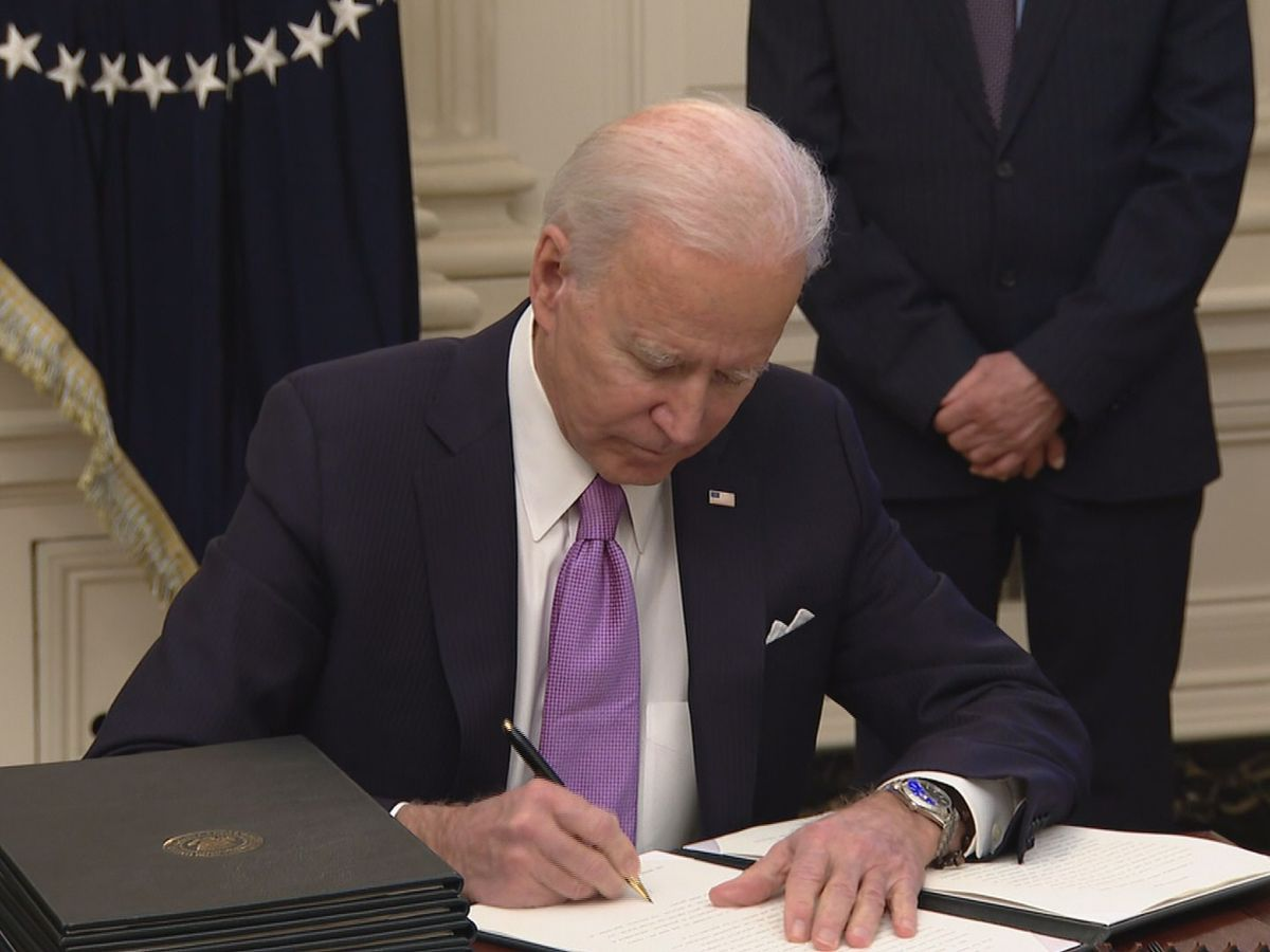 Local health experts on President Biden's COVID-19 vaccine plan