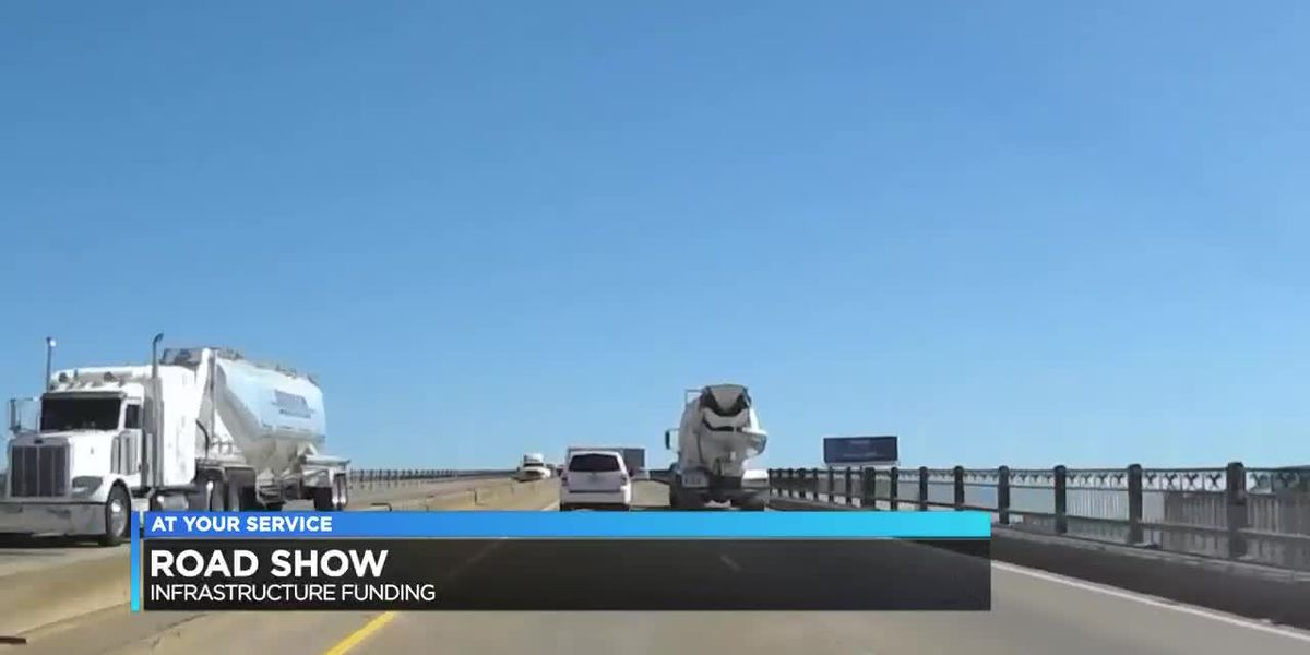 "I-10 Bridge among highway priorities discussed at ""Road Show"" in Lake Charles"