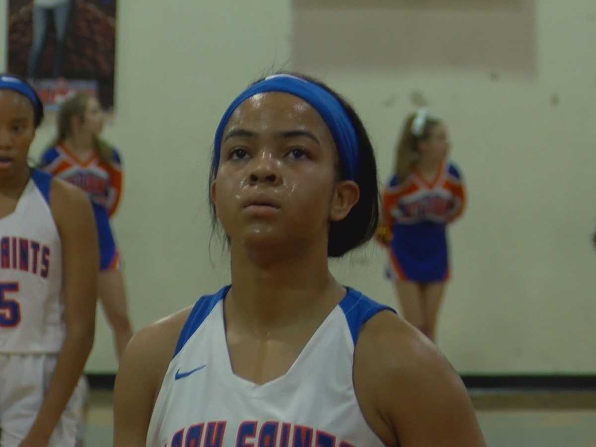Sports Person of the Week - Alexandria Goodly