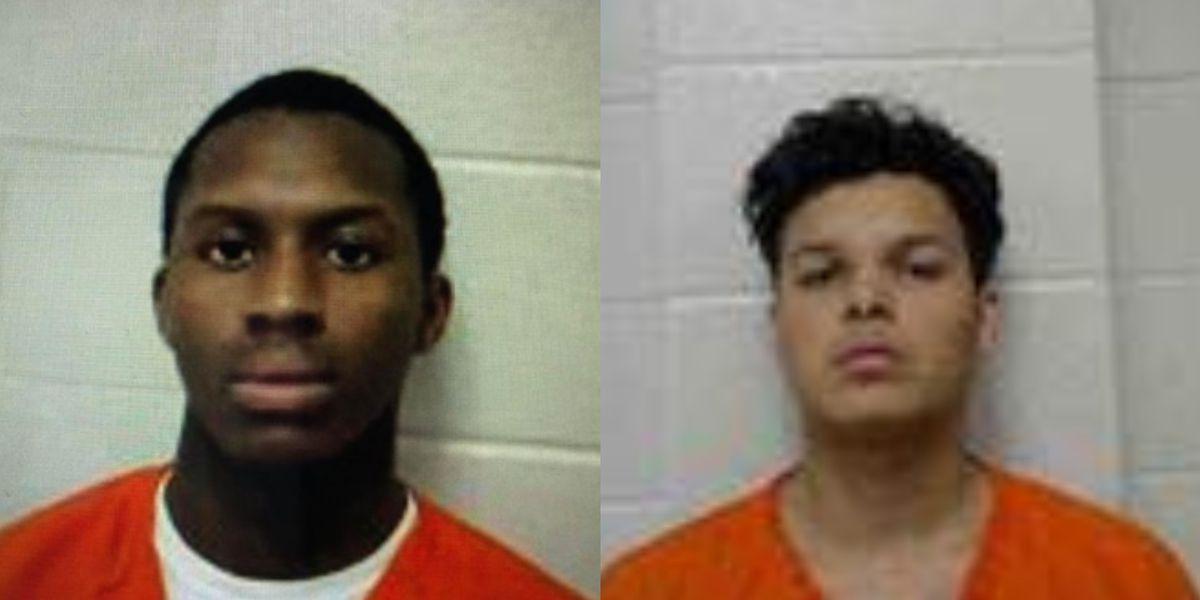 Two men arrested following Jennings shooting