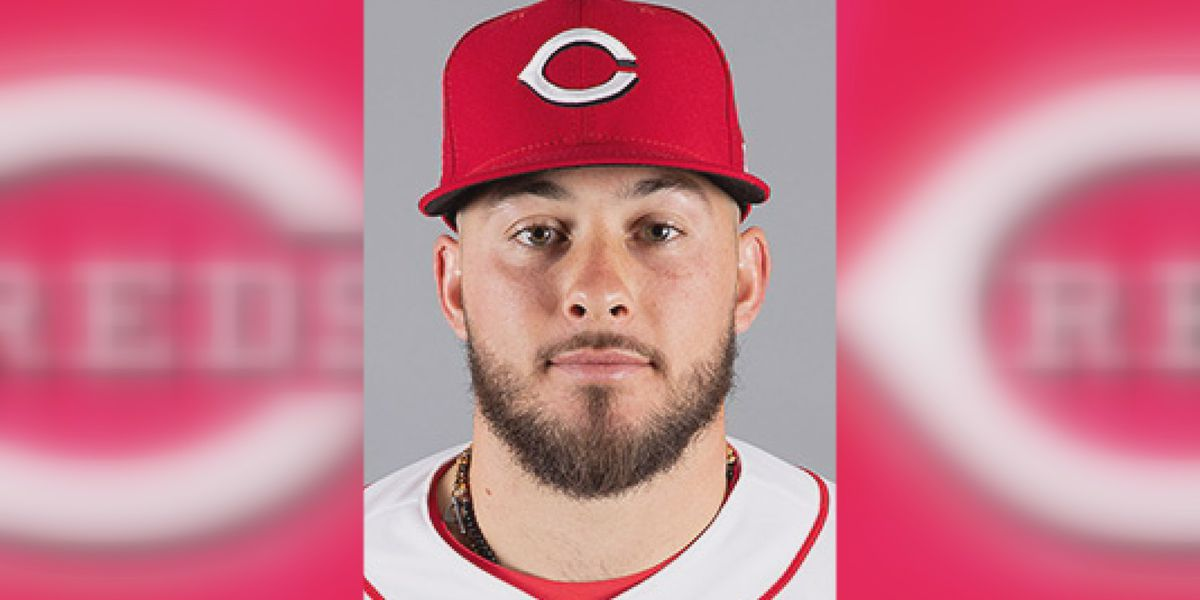 Kinder native Blake Trahan won't make Reds opening day roster