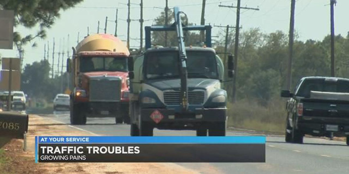 Special Report: SWLA Traffic Troubles