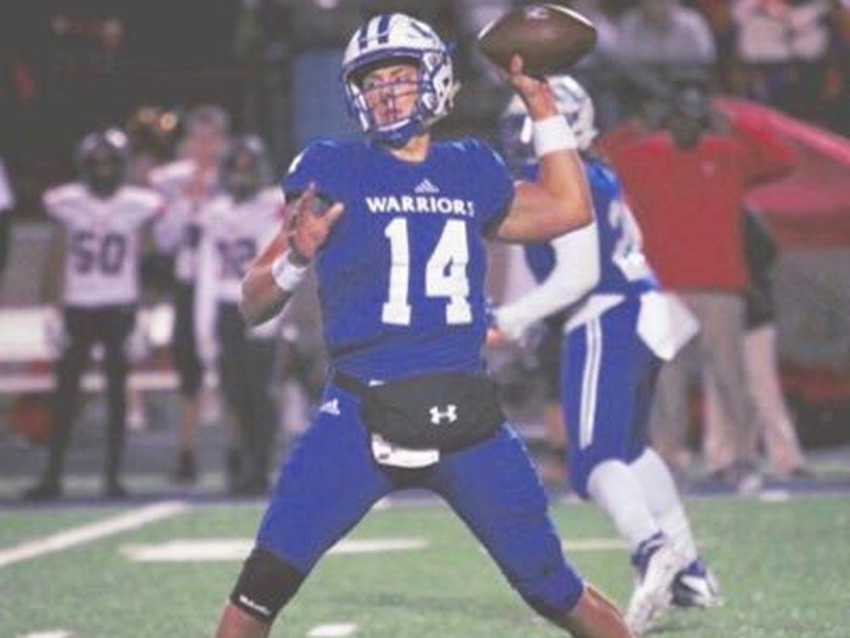Former NFL QB Brad Johnson's son, Max, commits to LSU