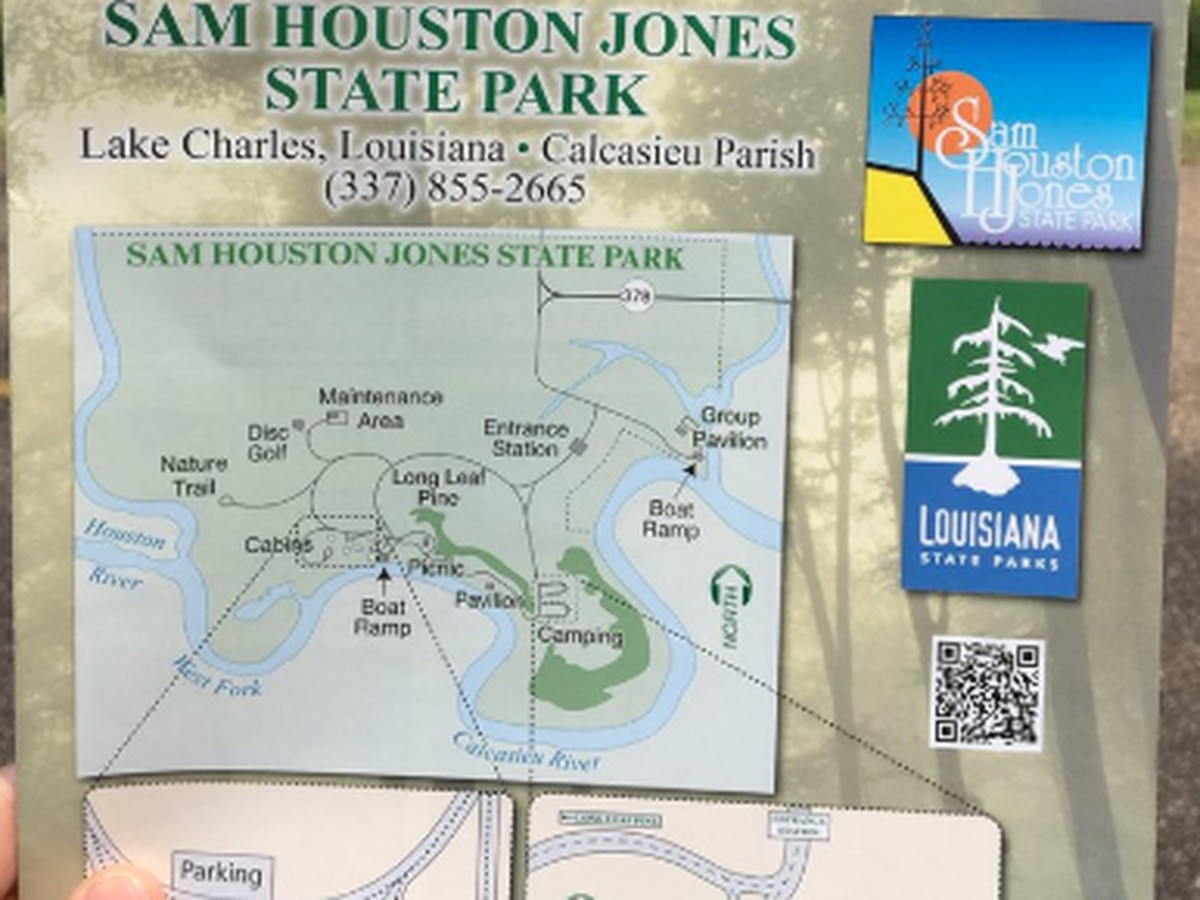 Sam Houston Jones State Park getting a facelift