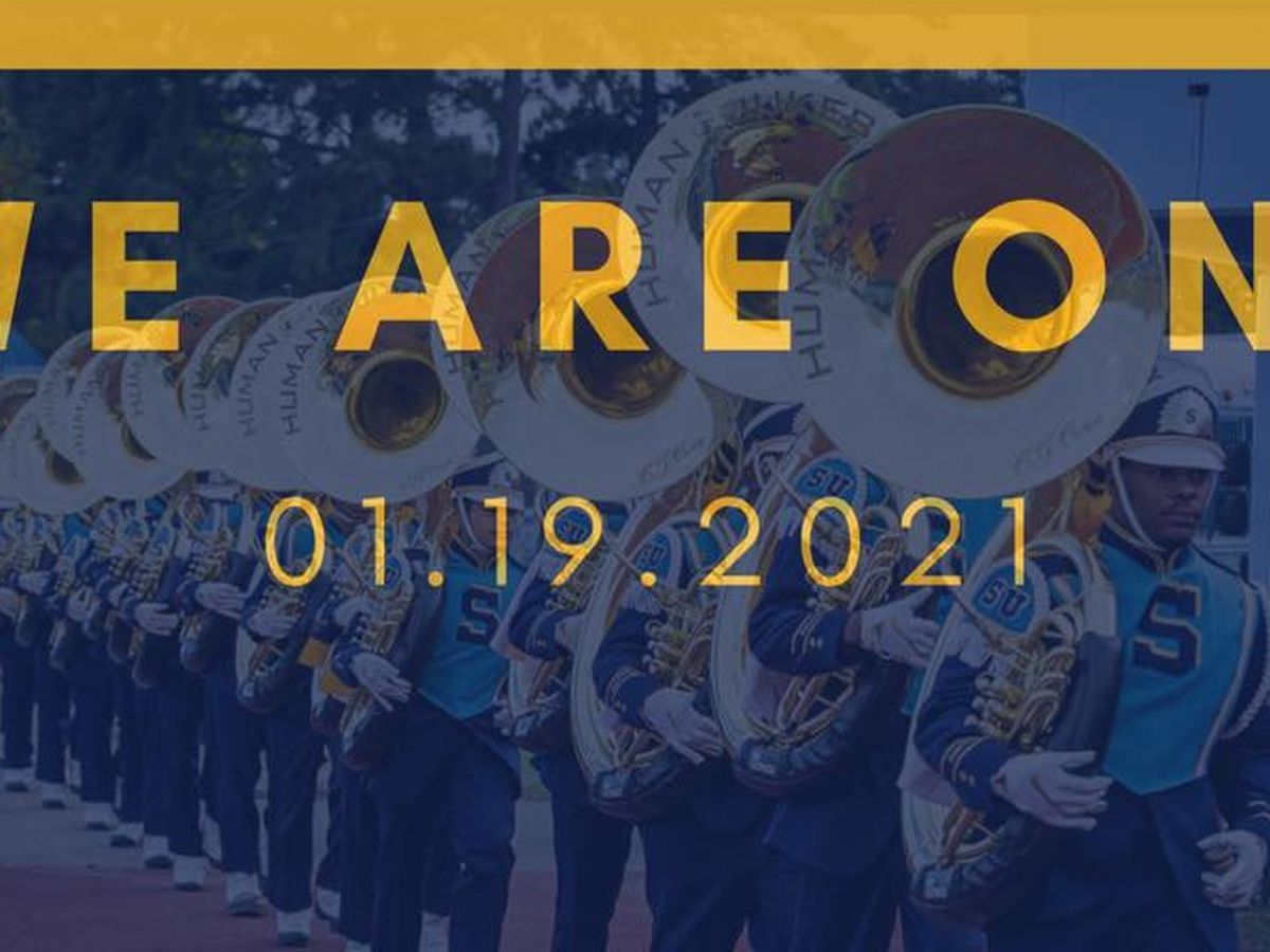 WATCH: Southern University's Human Jukebox Marching Band 'We Are One' video