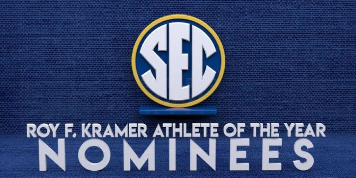 Former LSU QB Joe Burrow nominated for Roy F. Kramer Athlete of the Year Award