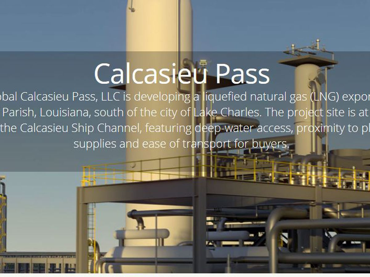 Time to register to do business with Calcasieu Pass prime contractor, Kiewit