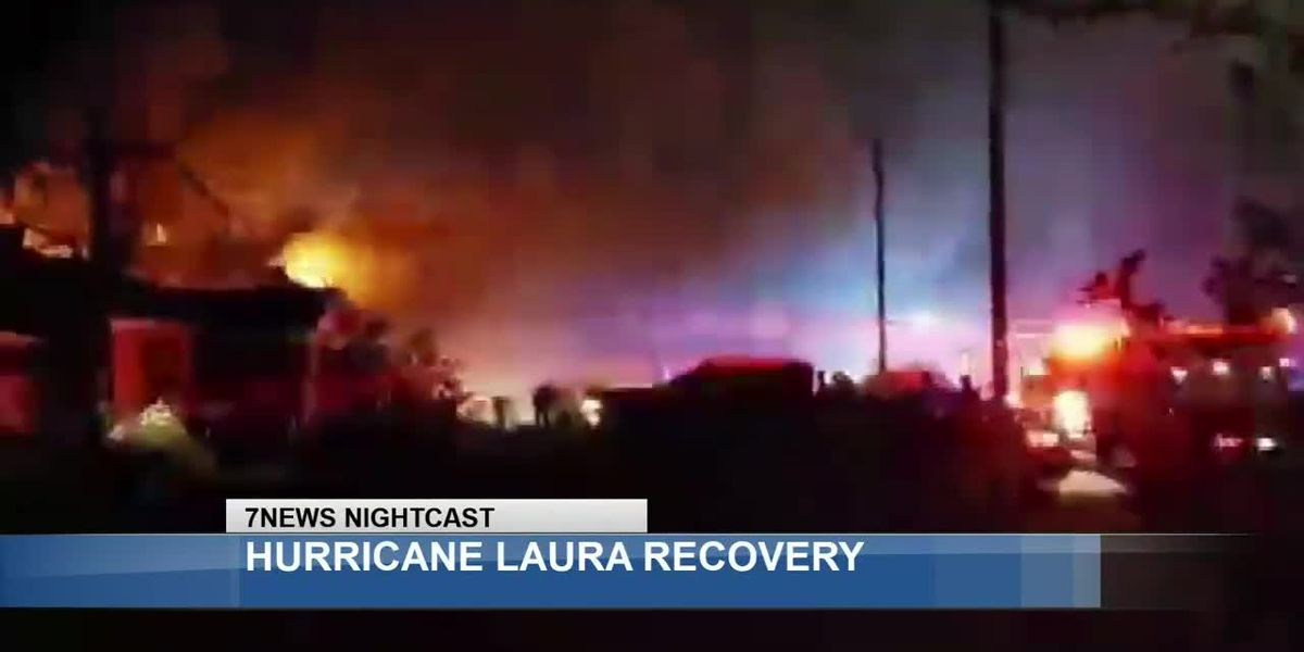 From hurricane to fire, Lake Charles family rebuilds home