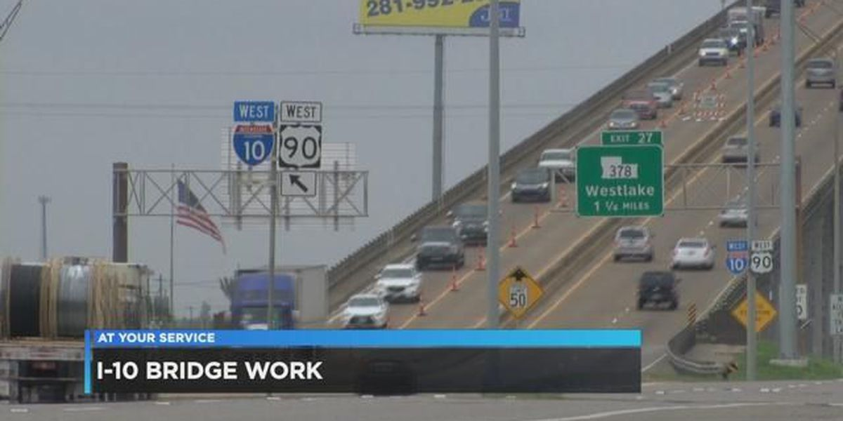 DOTD suggests truck traffic detour to I-210 in Lake Charles