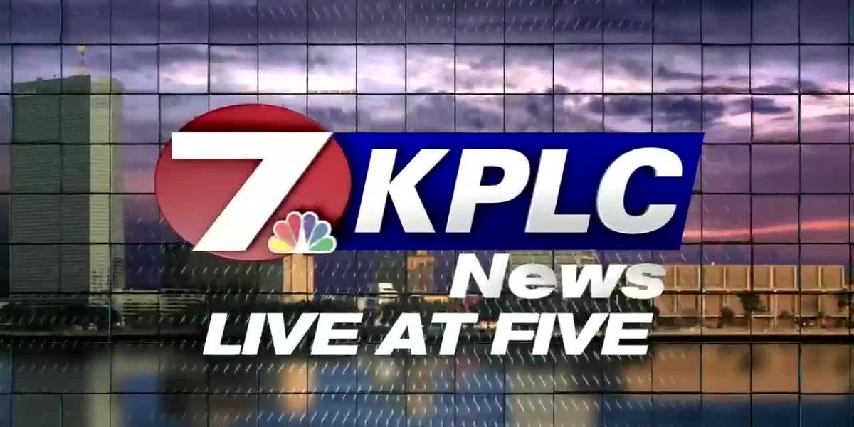 KPLC 7 News Live at Five - May 19, 2019 - Pt. I