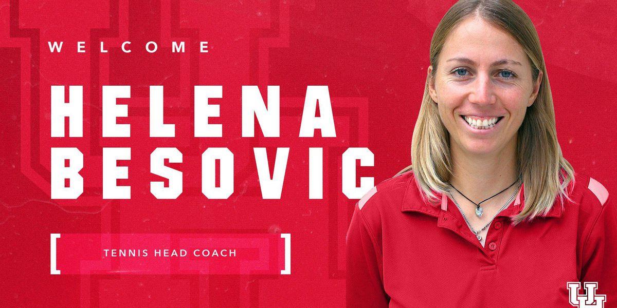 McNeese's Helena Besovic named Houston's head tennis coach