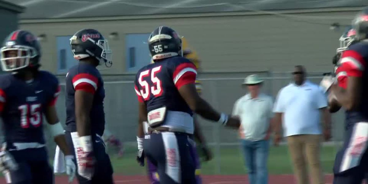 Ehret defensive lineman Patrick Jenkins stays close to home, commits to LSU