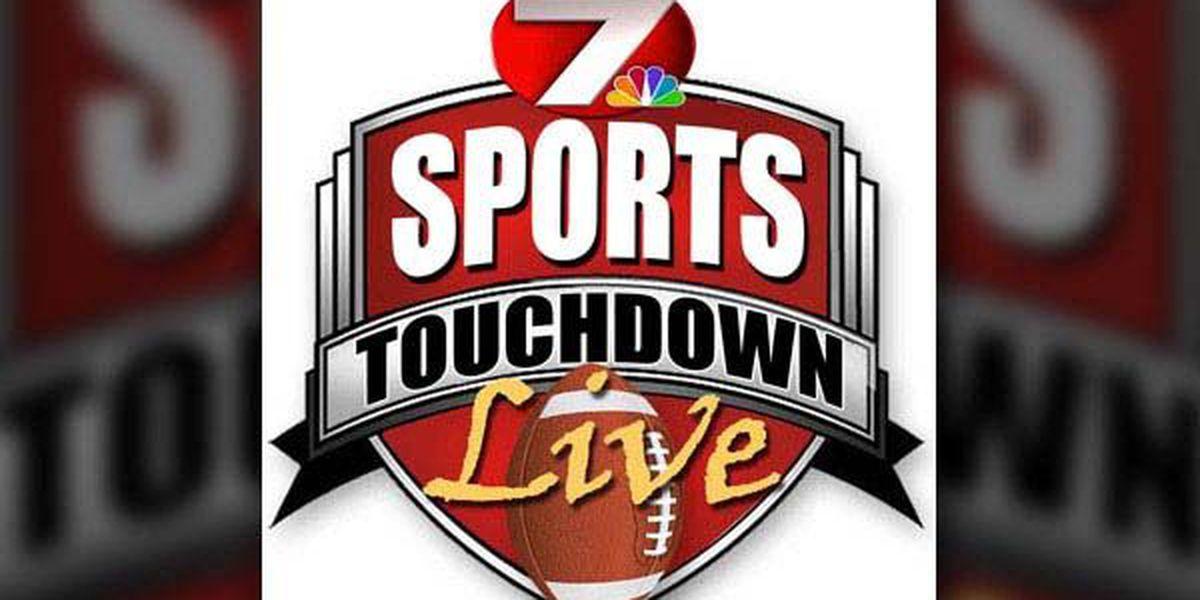 TOUCHDOWN LIVE: First round of playoffs