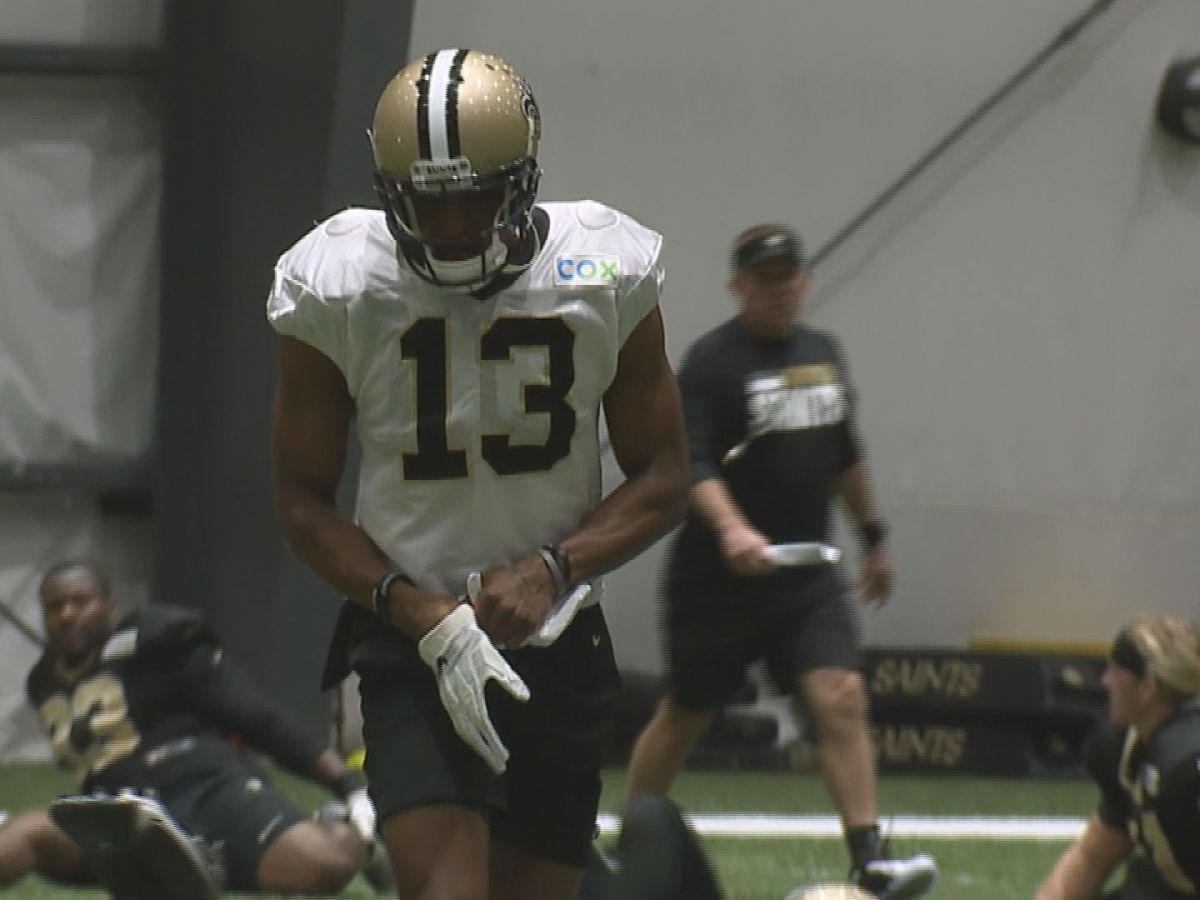 Michael Thomas among inactives for Saints-Panthers game