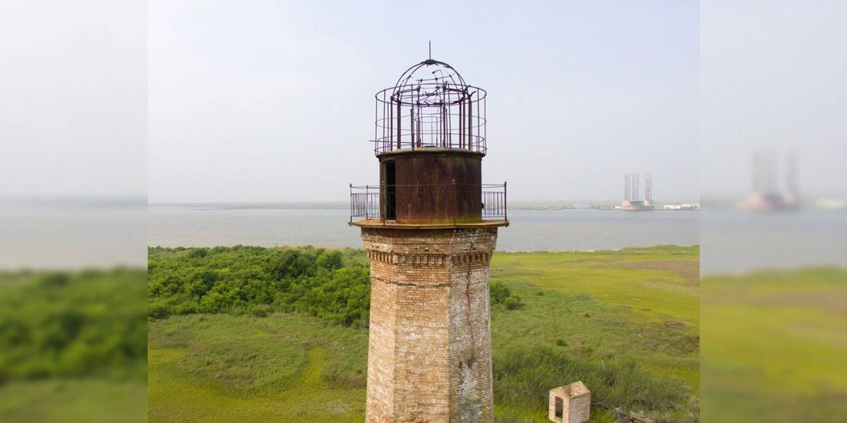 Sabine Pass Lighthouse will be relit for the first time in more than 60 years
