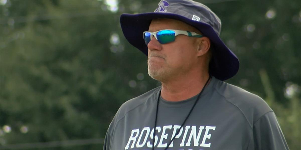 Rosepine's Johnny Cryer resigns as head football coach