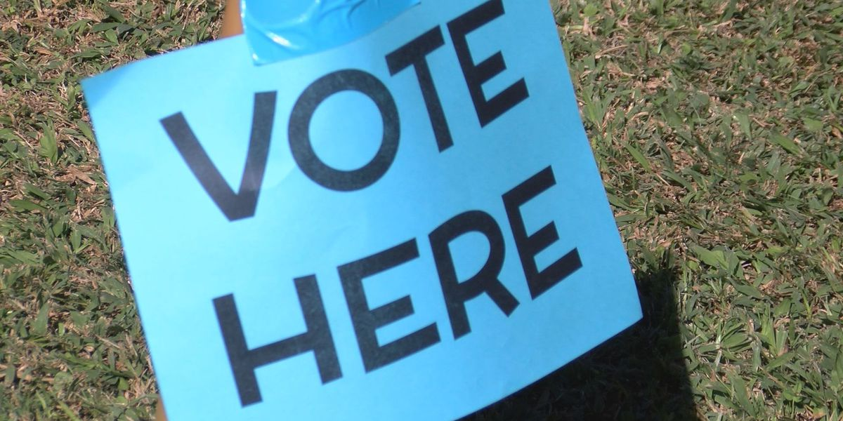 Calcasieu voting locations relocated due to hurricane damage