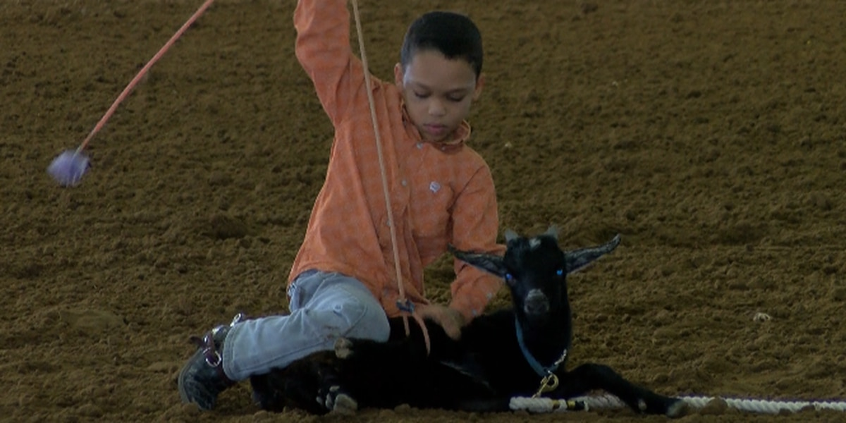Silver Spurs Rodeo Club hosts youth rodeo in Sulphur