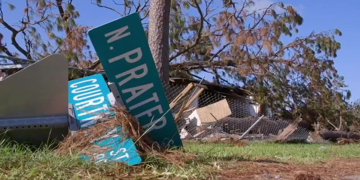 Many in North Lake Charles return to find property in ruins
