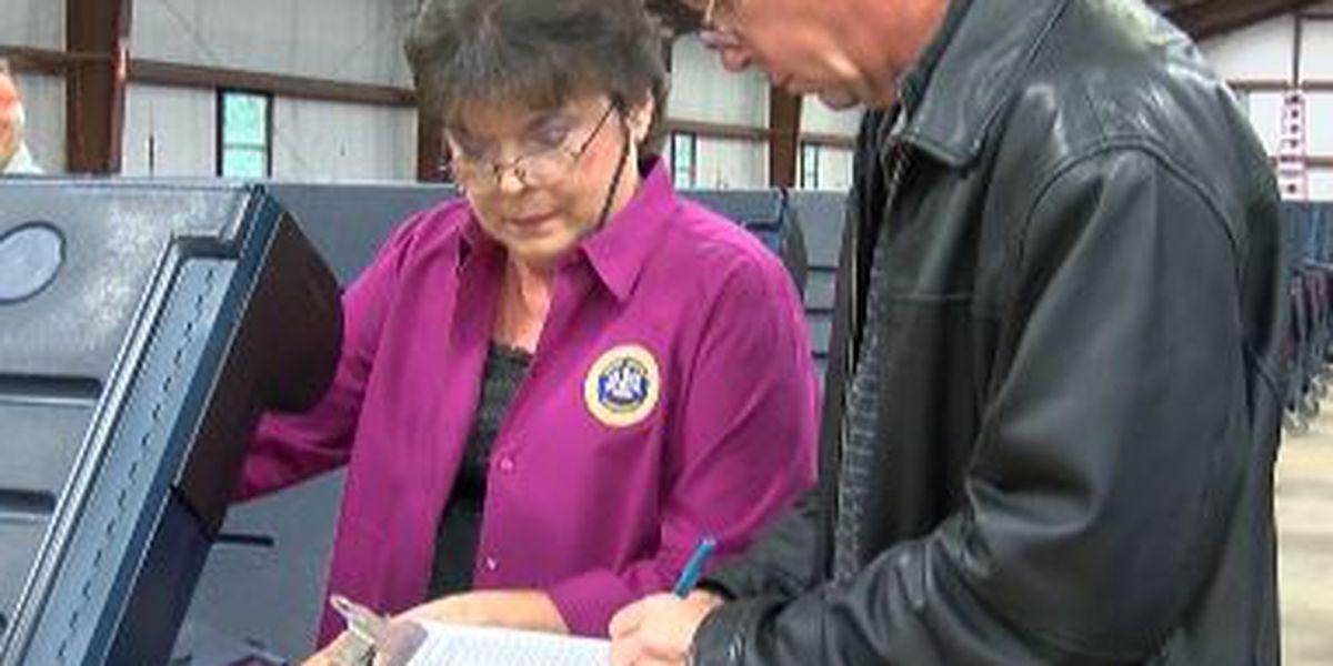 Calcasieu registrar of voters retiring