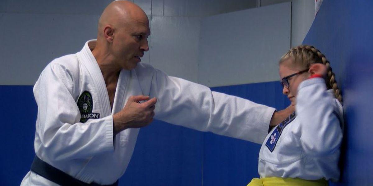 MMA legend Royce Gracie teaches seminar in Lake Charles