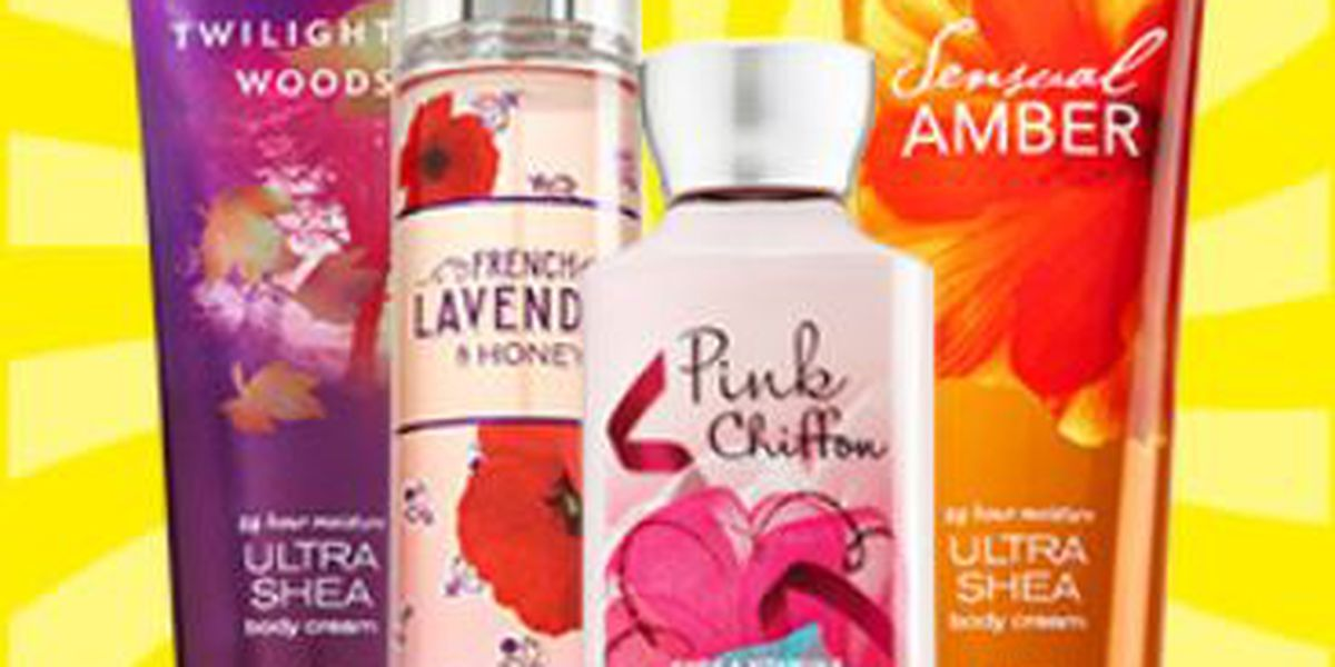 Retired scents are back at Bath and Body Works