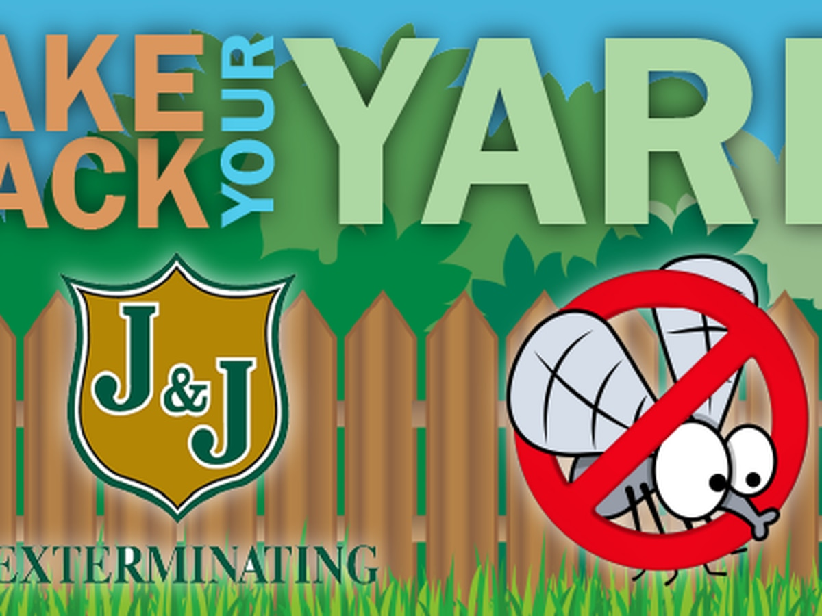 Take Back Your Yard Giveaway