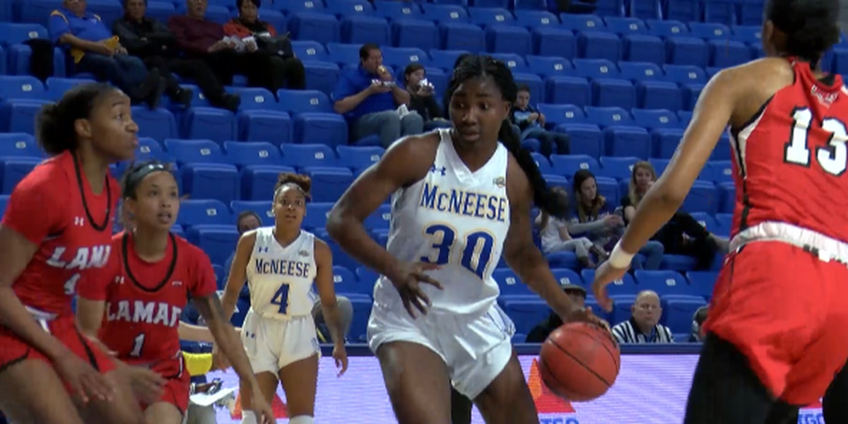 Cowgirls fall to Lamar in Battle of the Border