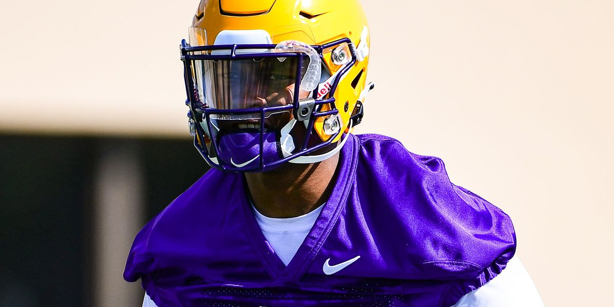 Stevens doesn't think LSU creating own energy will be a problem