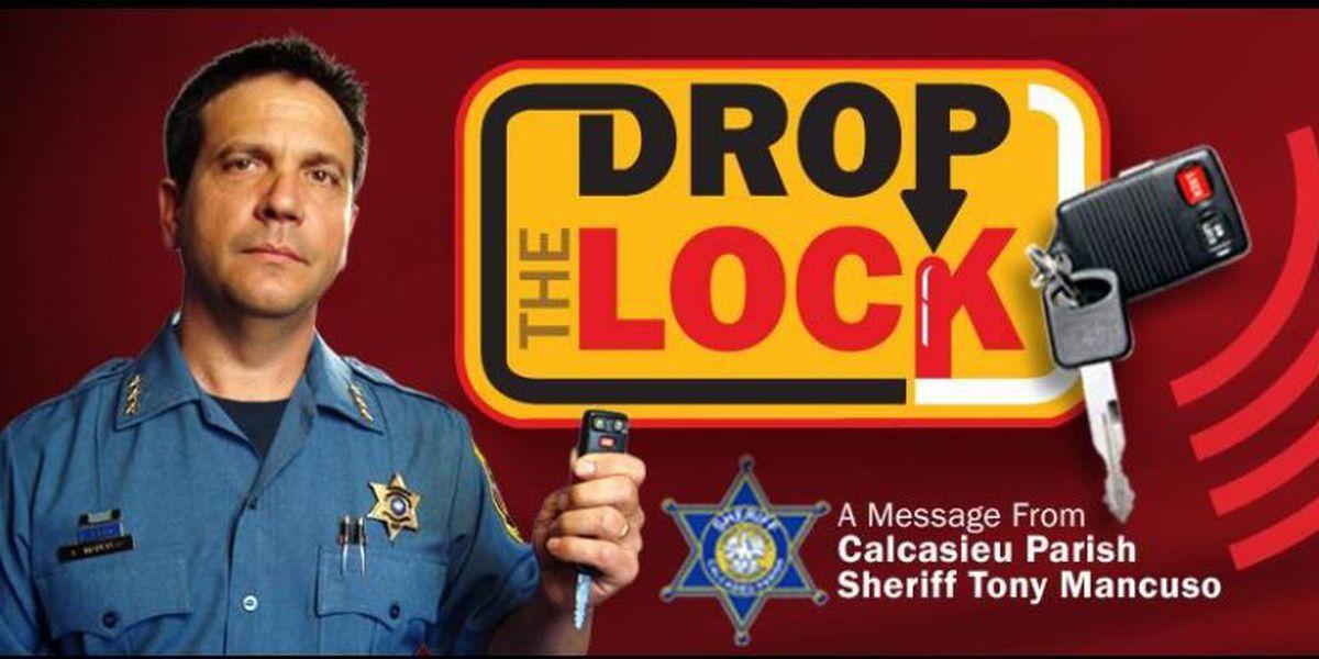 Sheriff Mancuso reminds residents to keep vehicle doors locked