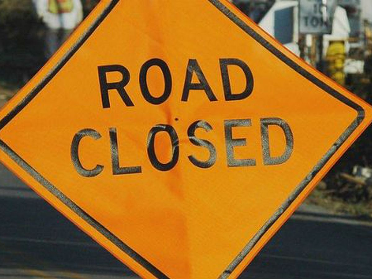 Multiple I-10 closures starting Sunday