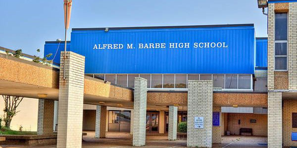 Barbe High School Early Dismissal Today