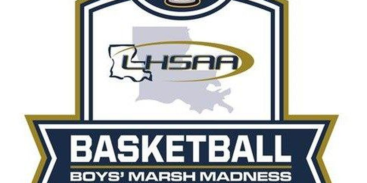LHSAA releases 2018 boys' basketball playoff brackets