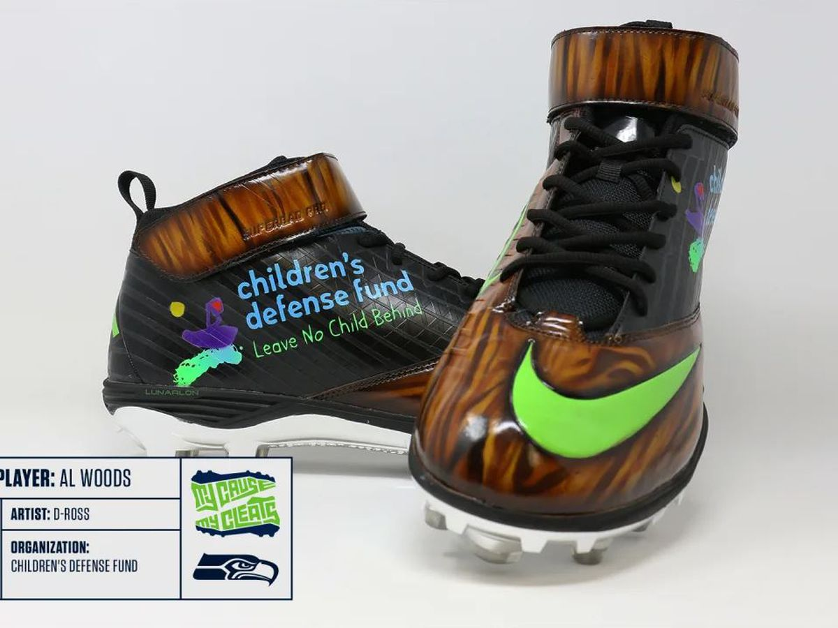 SWLA natives to auction cleats as part of NFL's 'My Cause, My Cleat' initiative