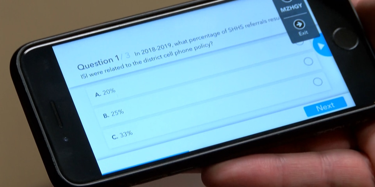CPSB considers BYOD program for several other high schools