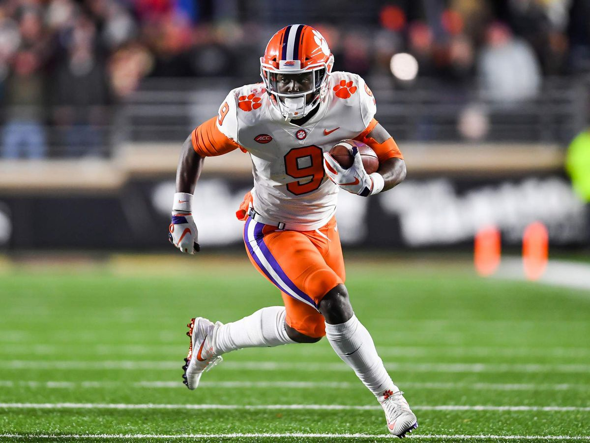Jennings native Travis Etienne named a second-team All-American