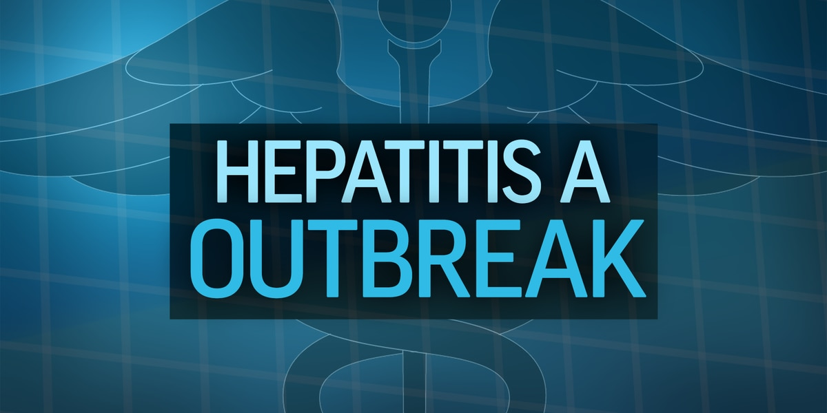 Louisiana reports 9 new cases of hepatitis A, bringing total number to 541