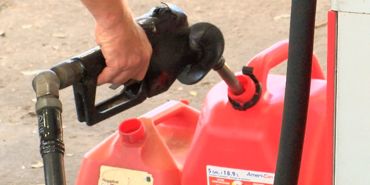 SURVIVING THE STORMS: How to prepare for getting gas during a hurricane
