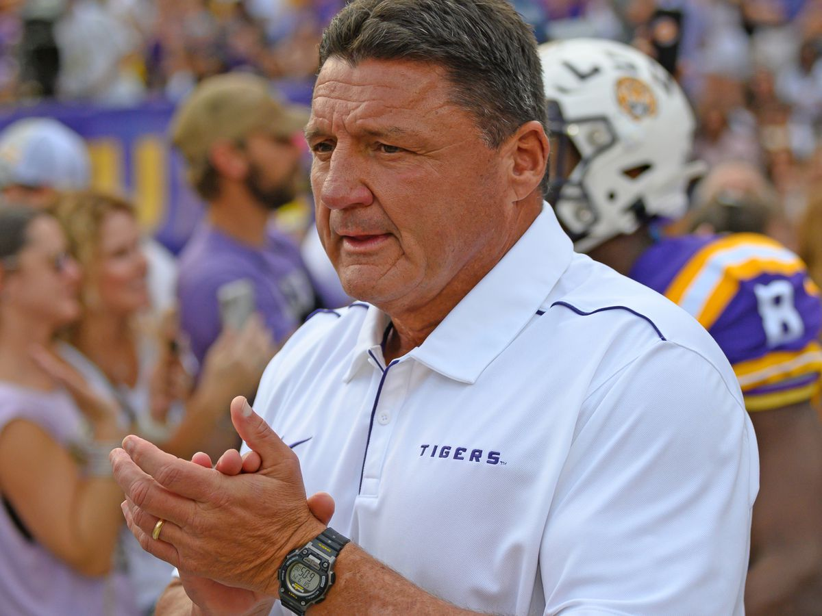 Lunch with Coach O: LSU vs Vanderbilt Preview