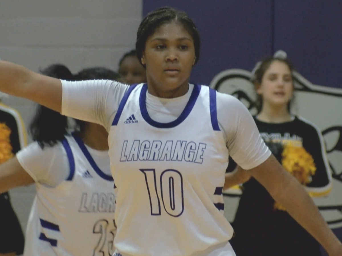 LaGrange junior Aasia Sam commits to ULM