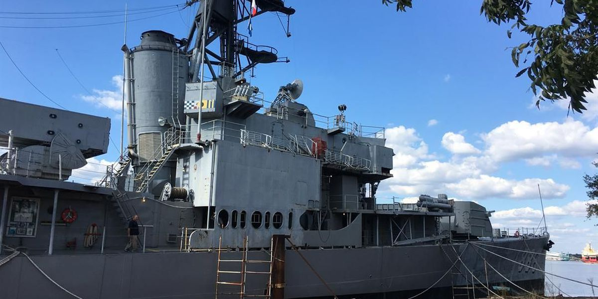 USS Orleck Board considers selling ship to salvage yard