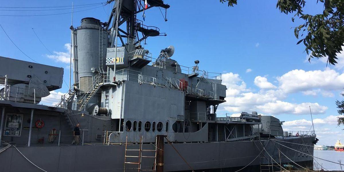 Talks underway to move USS Orleck to Jacksonville, Fla.